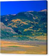 Farm Rio Culebra Basin Co Canvas Print