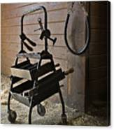 Farriers Tools Canvas Print