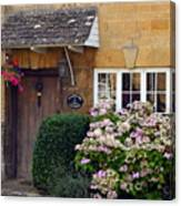 Farthing Cottage Canvas Print