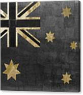 Fashion Flag Australia Canvas Print