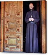 Father Alexander Canvas Print