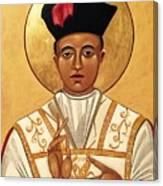 Father Augustus Tolton Canvas Print