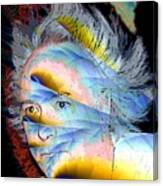 Faunus Canvas Print