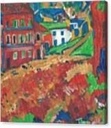Fauvism Canvas Print