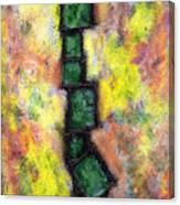 Faux Tile Two Canvas Print