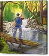 Favorite Spot Canvas Print