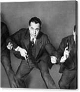 Fbi Agent, 1945 Canvas Print