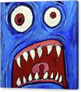 Fear-potentiated Startle Canvas Print
