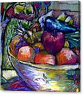 February Still Life In Angelinas Kitchen 3 Canvas Print