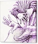 Fecundate A Future Of Peace Canvas Print