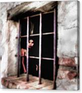 Feeling Trapped Canvas Print