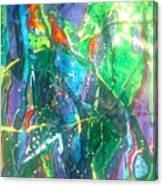 Feelings -2 Canvas Print