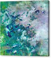 Feet In The Grass Canvas Print