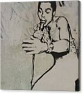 Fela Kuti Canvas Print