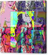 Femme 4 Canvas Print