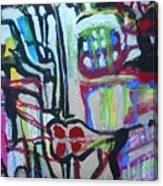 Femme-fatale-1 Canvas Print