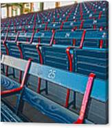 Fenway Bleachers Canvas Print