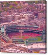 Fenway Park - Boston Canvas Print