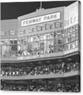 Fenway Park Canvas Print