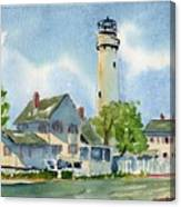 Fenwick Island Lighthouse Canvas Print