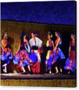 Feria Dance Canvas Print