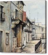 Fermoselle Canvas Print
