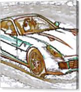Ferrari 1 Canvas Print