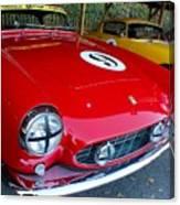 Ferrari 250 Gt Boano Canvas Print