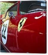 Ferrari 250 Gt Canvas Print