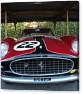 Ferrari 250 Gt Style Canvas Print
