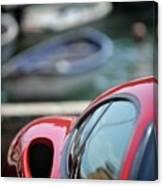 Ferrari 3 Canvas Print