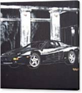 Ferrari 348 Gtr Testarrossa Canvas Print