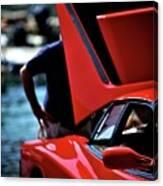 Ferrari 5 Canvas Print