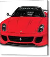 Ferrari 599xx Canvas Print