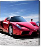Ferrari Enzo Canvas Print