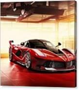 Ferrari Fxx K  1 Canvas Print
