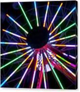 Ferris Wheel 10 Canvas Print