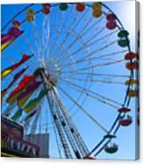 Ferris Wheel 6 Canvas Print