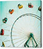 Ferris Wheel 2 Canvas Print