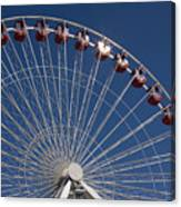 Ferris Wheel IIi Canvas Print