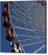 Ferris Wheel Iv Canvas Print