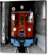 Ferrocarrril De Soller Canvas Print