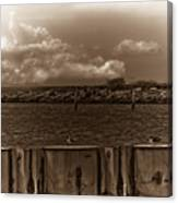 Ferry's End Canvas Print
