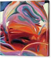 Fervor Canvas Print