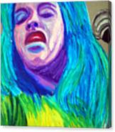 Festival Diva Canvas Print