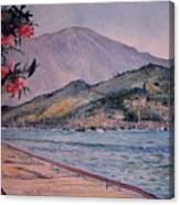 Fethiye Turkey 2006  Canvas Print