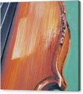 Fiddle II Canvas Print