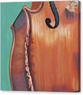 Fiddle IIi Canvas Print