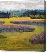 Fiddlers Ridge Marsh Canvas Print