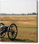 Fields Of Death Canvas Print